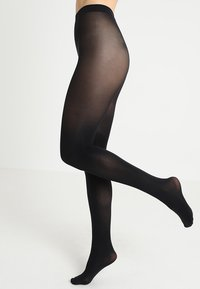Pretty Polly - 3D OPAQUES - Tights - black - 0