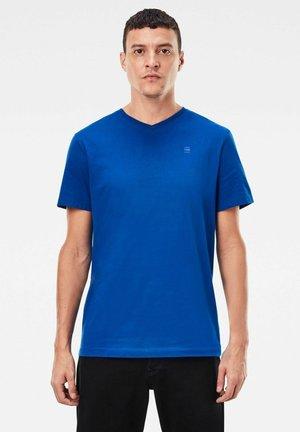 BASE-S - Basic T-shirt - blue