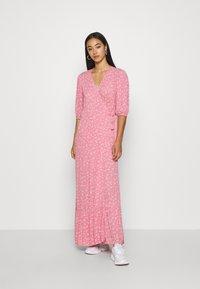 Vila - VIKIDDA DRESS - Maxi dress - rosebloom/flowers - 0