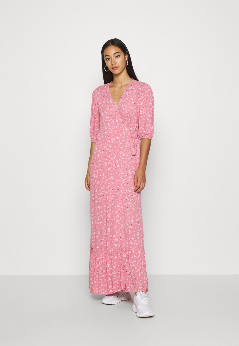 Vila - VIKIDDA DRESS - Maxi dress - rosebloom/flowers