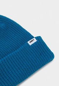 Obey Clothing - BOLD BEANIE UNISEX - Beanie - blue sapphire - 2