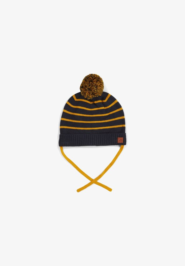 Hat - yellow stripes