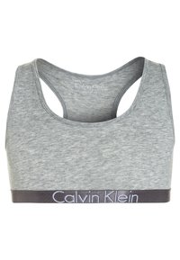 Calvin Klein Underwear - BRALETTE 2 PACK - Bustier - grey heather - 2