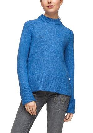 Trui - blue melange