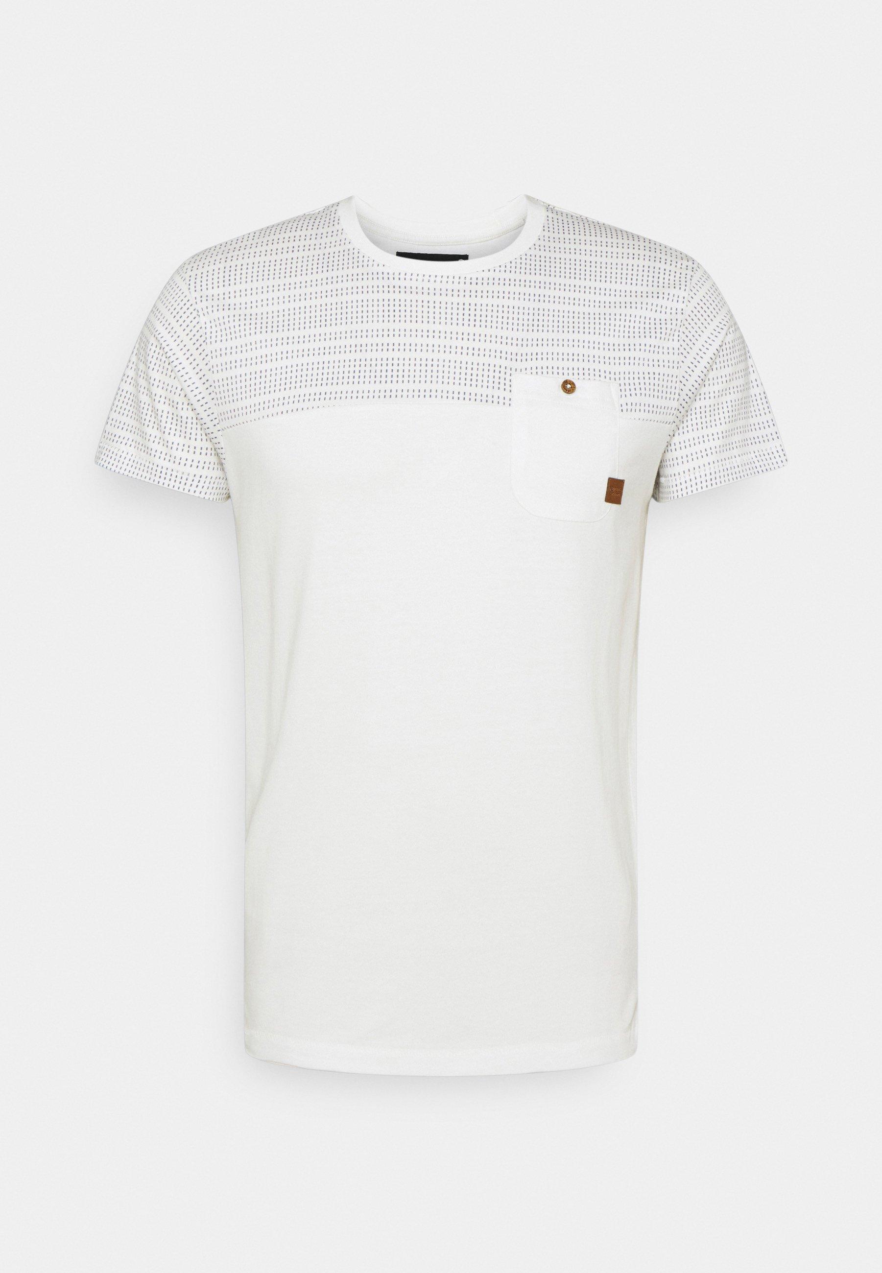 Men FOSTER - Print T-shirt