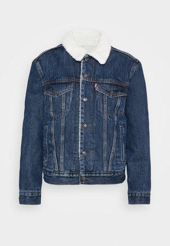 TRUCKER - Denim jacket - rough and tumble