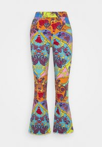 Versace Jeans Couture - Flared Jeans - multi-coloured - 0