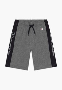 Champion - LEGACY AMERICAN CLASSICS BERMUDA - Pantaloncini sportivi - mottled grey - 0