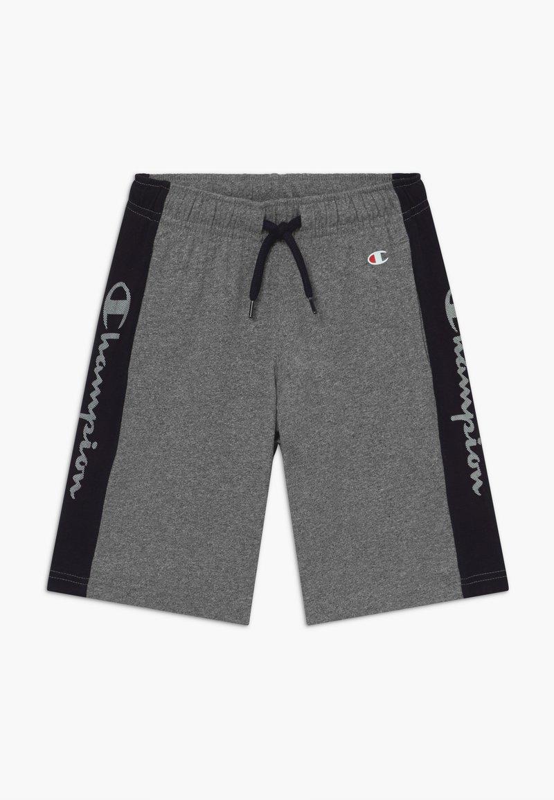 Champion - LEGACY AMERICAN CLASSICS BERMUDA - kurze Sporthose - mottled grey
