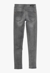 Vingino - BETTINE - Jeans Skinny Fit - dark grey vintage - 1