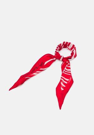 CASSIE NECKERCHIEF - Skjerf - orient red