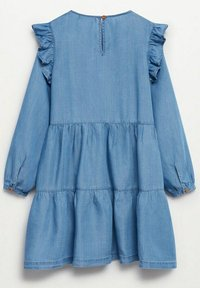 Mango - Denim dress - light blue - 1