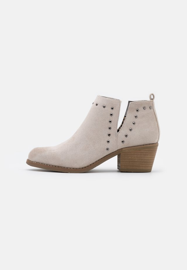 Ankle boot - hielo