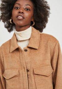 Object - Classic coat - chipmunk - 4