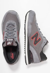 New Balance - ML515 - Matalavartiset tennarit - grey/black - 1