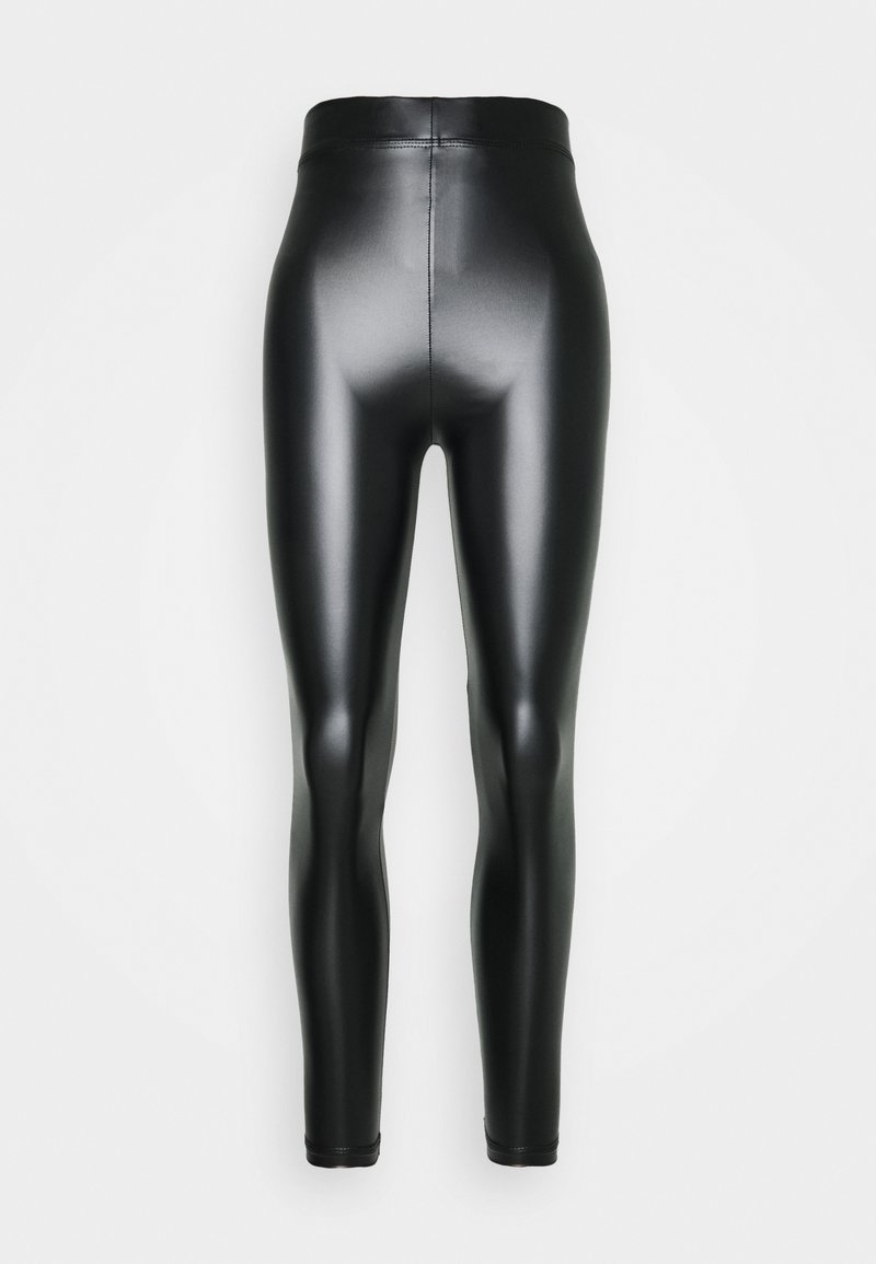 Trendyol - Leggings - black