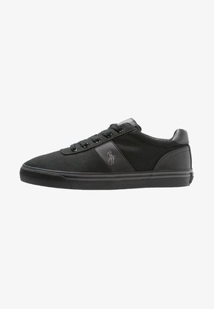HANFORD - Sneakersy niskie - black/charcoal