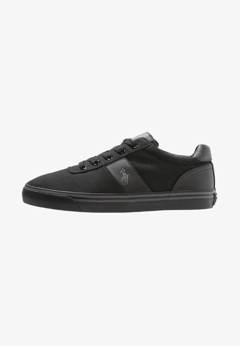 Polo Ralph Lauren - HANFORD - Sneakersy niskie - black/charcoal
