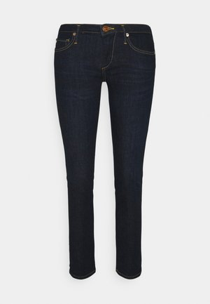 CORA - Džíny Straight Fit - denim blue