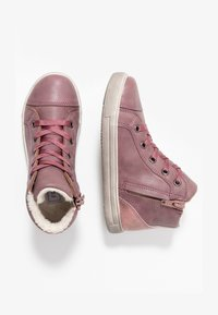 Friboo - High-top trainers - bordeaux - 1