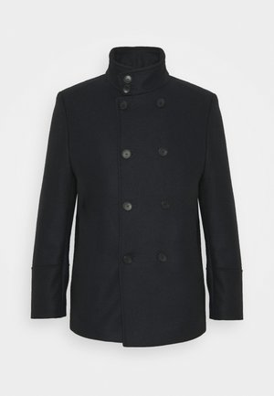 COAT - Villakangastakki - dark blue