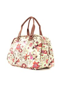 Oilily - TROPICAL BIRDS - Weekend bag - off white - 4