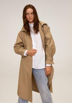 MARCEL - Trenchcoat - beige