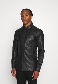 Tiger of Sweden Jeans - TITO - Leather jacket - black - 4