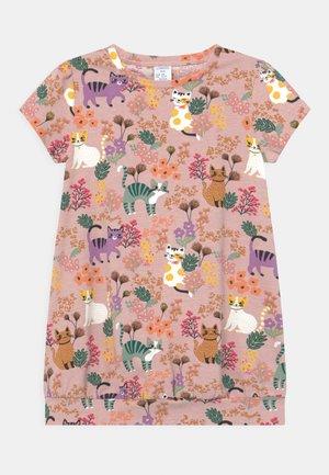 MINI - Camiseta estampada - dusty pink