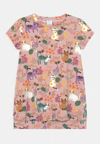 MINI - Print T-shirt - dusty pink