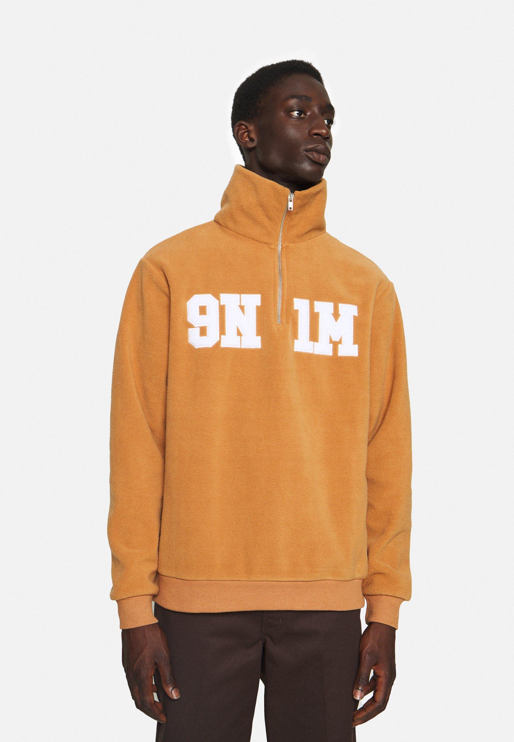 Men HALF ZIP UP UNISEX - Fleece jumper