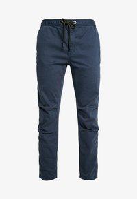 Superdry - CORE UTILITY PANT - Trousers - drift blue - 4