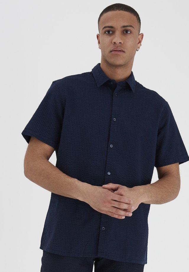 CFANTON SEERSUCKER - Skjorter - navy blazer