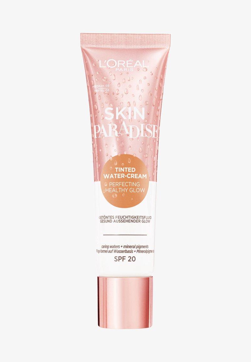 L'Oréal Paris - SKIN PARADISE - Tinted moisturiser - 03 medium
