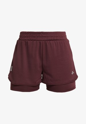 ONPJAVA LOOSE SHORTS - Korte broeken - fig