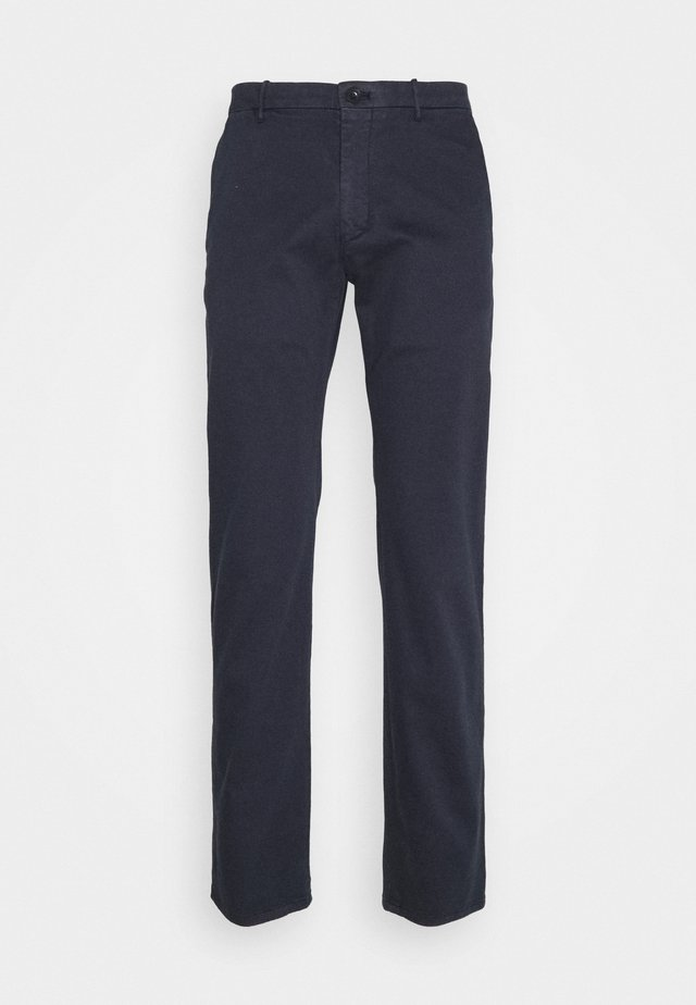 STEEN - Trousers - navy