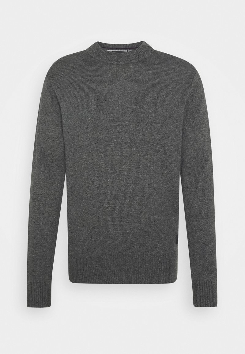 Scotch & Soda - Stickad tröja - granite melange