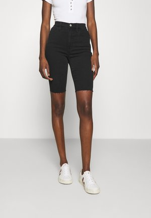 ROADTRIPPER BIKER SHORT - Shorts - lunar wash