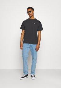 Dr.Denim - DASH - Jeans straight leg - light blue ridge stone - 1