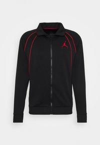 Jordan - JUMPMAN AIR SUIT - Giacca leggera - black/gym red - 5