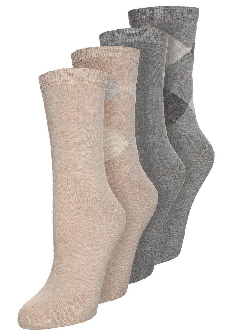 Women ARGYLE 4 PACK - Socks