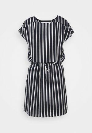VMSASHA BALI SHORT DRESS - Vestito estivo - navy blazer/coco