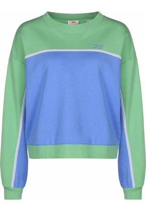 SWEATER CELESTE W - Sweatshirt - absinthe green