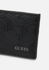 Guess - BALDO MONEY CLIP - Peněženka - black