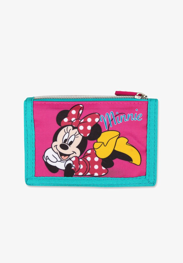 DISNEY MINNIE MOUSE - Wallet - turquoise / pink