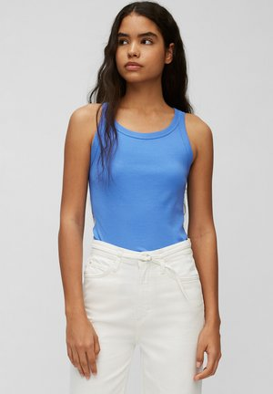 SLEEVELESS - Top - intense blue