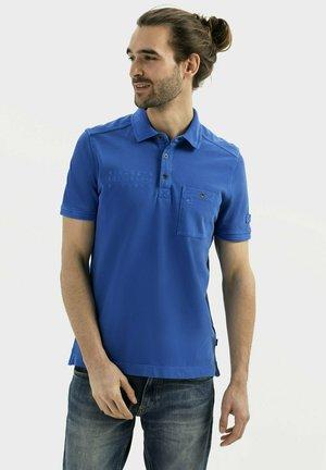 Polo shirt - strong blue