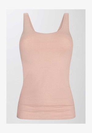 Undershirt - pale blush