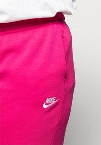 Nike Sportswear - PANT - Tracksuit bottoms - fireberry/white - 3