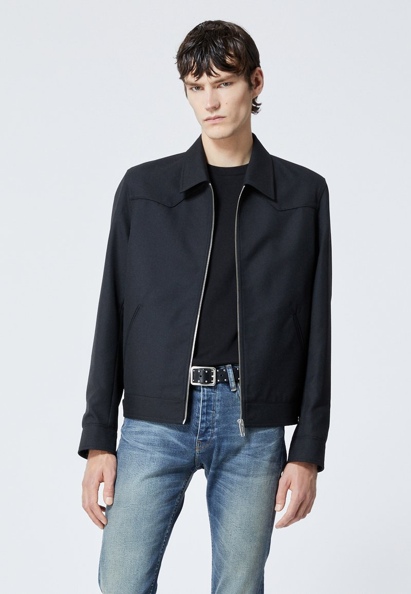 The Kooples - BLOUSON - Lehká bunda - black